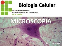 Aula 01 Microscopia