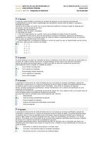 Exercício Fixação Pesquisa de Mercado Aula8b