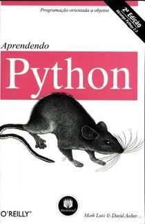 MARK LUTZ, DAVID ASCHER   APRENDENDO PYTHON   (2007, Bookman)