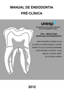 Manual de Laboratorio Endodontia 2012