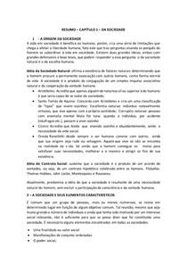 Elementos de Teoria Geral do Estado Dalmo de Abreu Dallari CAP 01