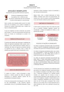 Avulsão dentária e protocolos de reimplante
