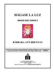 Barbara Ann Brennan   Hágase la Luz