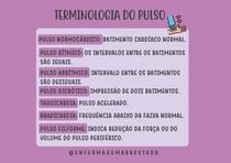 Terminologia Pulsa