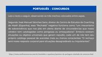 Português - Uso das Aspas