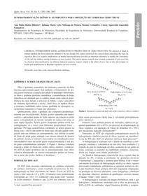 Interesterificação química - alternativa para obtenção de gorduras zero trans