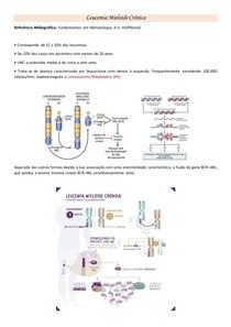 Resumo - Leucemia Mieloide Crônica