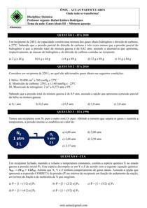 Gases III - ITA-IME