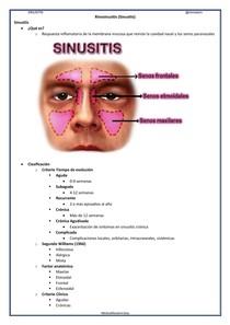 Sinusitis (3p)