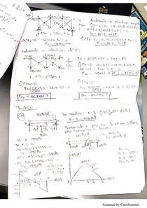 Mecânica vetorial para engenheiros Beer, Johnston 9 edição- Exercícios Resolvidos 5 Cap. 2, 3, 4.
