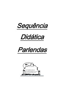 Sequência Didática - PARLENDAS