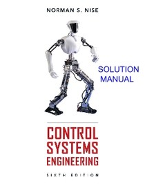 Norman Nise Control Systems Engineering 6th Solultions.PDF