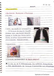 Pneumotorax - AULA + RESUMO