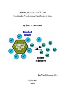 Apostila Quimica do solo-Prof. Ivo