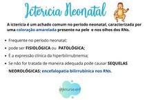 Icterícia neonatal - parte 1 *NEUROLÓGICAS*