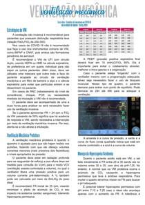 Ventilação Mecânica (COVID-19)