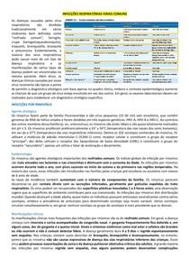 Infeccções respiratórias virais- H1N1, Covid-19- Tutoria 6