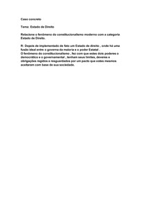 Plano de Aula 13 resposta (ciencia politica)