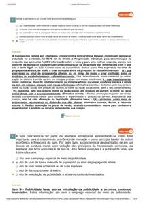 AV Propriedade Intelectual, Direito e Etica   Estacio    BD (2)