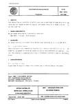 NBR 10818   1989   Qualidade de Água de Piscina