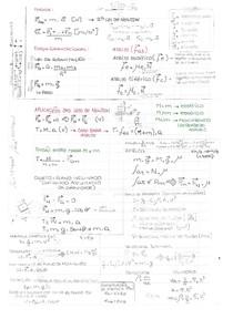 MecanicaFundamental Resumo&ExerciociosProntos P2