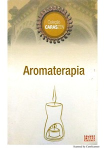 Livreto de aromaterapia CARAS