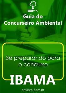 material para estudo Concurseiro-IBAMA