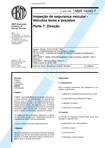 NBR 14040 07   1998   Inspeção de Segurança Veicular   Direção