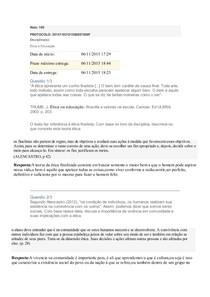 Nota100 discursiva de etica e educação