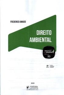 SINOPSE JUSPODIVM 2020 Direito Ambiental pdf