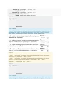EXERCICIO DE FIXAÇÃO MODOLO I