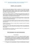 PROGRAMAS DE NECESSIDADES E DICAS DE DISTRIBUICAO DE LAYOUT
