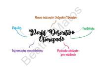 Perfil Descritivo Otimizado - PDO Mapa Mental