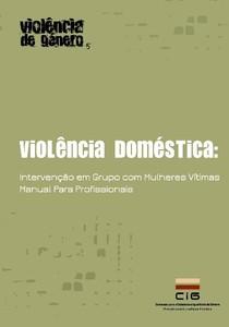 Livro Violência doméstica- Intervenção em grupo com mulheres vítimas