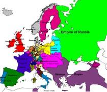 Europa 1793