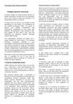 Estudo básico para prova Estágio de Desenvolvimento Infantil- HENRI WALLON
