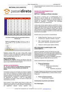 Material Exclsuivo -Mineração de dados e Cia Parte 10