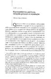 BEZERRA, M.O. Representantes, Relações Pessoais e Reputação