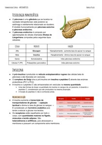 Antidiabéticos - Farmacologia Clínica