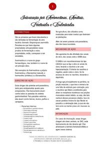Intoxicação por Avermectinas, Amitraz, Piretroides e Rodenticidas - 01/2021 - Prof. Filiphe