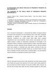 AS FINALIDADES DAS ÁREAS PÚBLICAS DE PRESIDENTE PRUDENTE NA MICRORREGIÃO 18