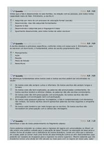 AV 2014.3 - PRODUÇÃO TEXTUAL I
