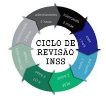 ciclo de revisão - inss