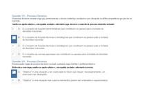 Apol 4 Nota 100 PROCESSO DECISÓRIO