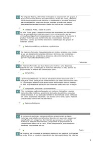 EXERCICIOS DE PRINCIPIOS DA CIENCIA
