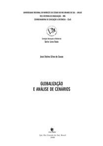 Apostila UNIJUÍ - Globalização e análise de cenários