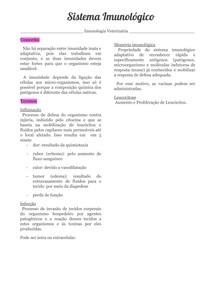 Imunidade Inata 1 - Imunologia