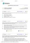 Administração de Cargos e Salários   Exercícios 7   2016.1