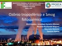 Ozônio troposférico e Smog fotoquímico