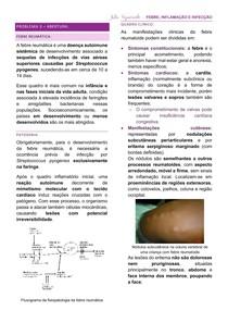 Resumo - Febre Reumática